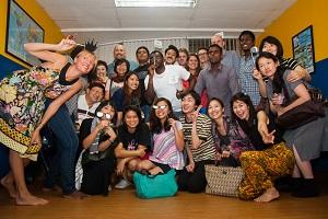 CELTA Class at IH Bangkok