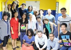 Bangkok CELTA Students Class