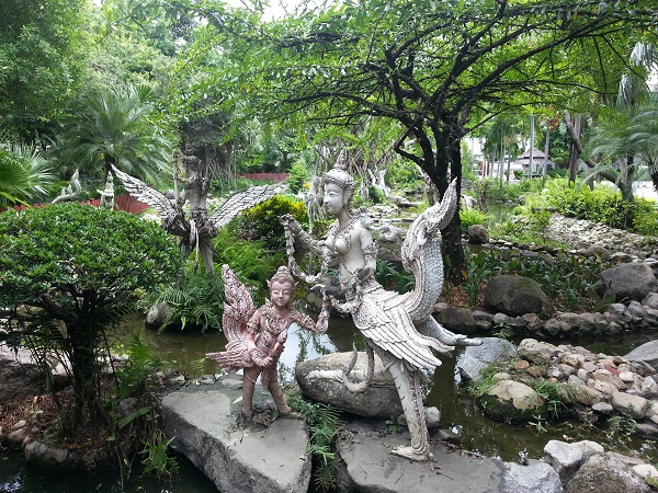 Erawan Shrine Garden Resized