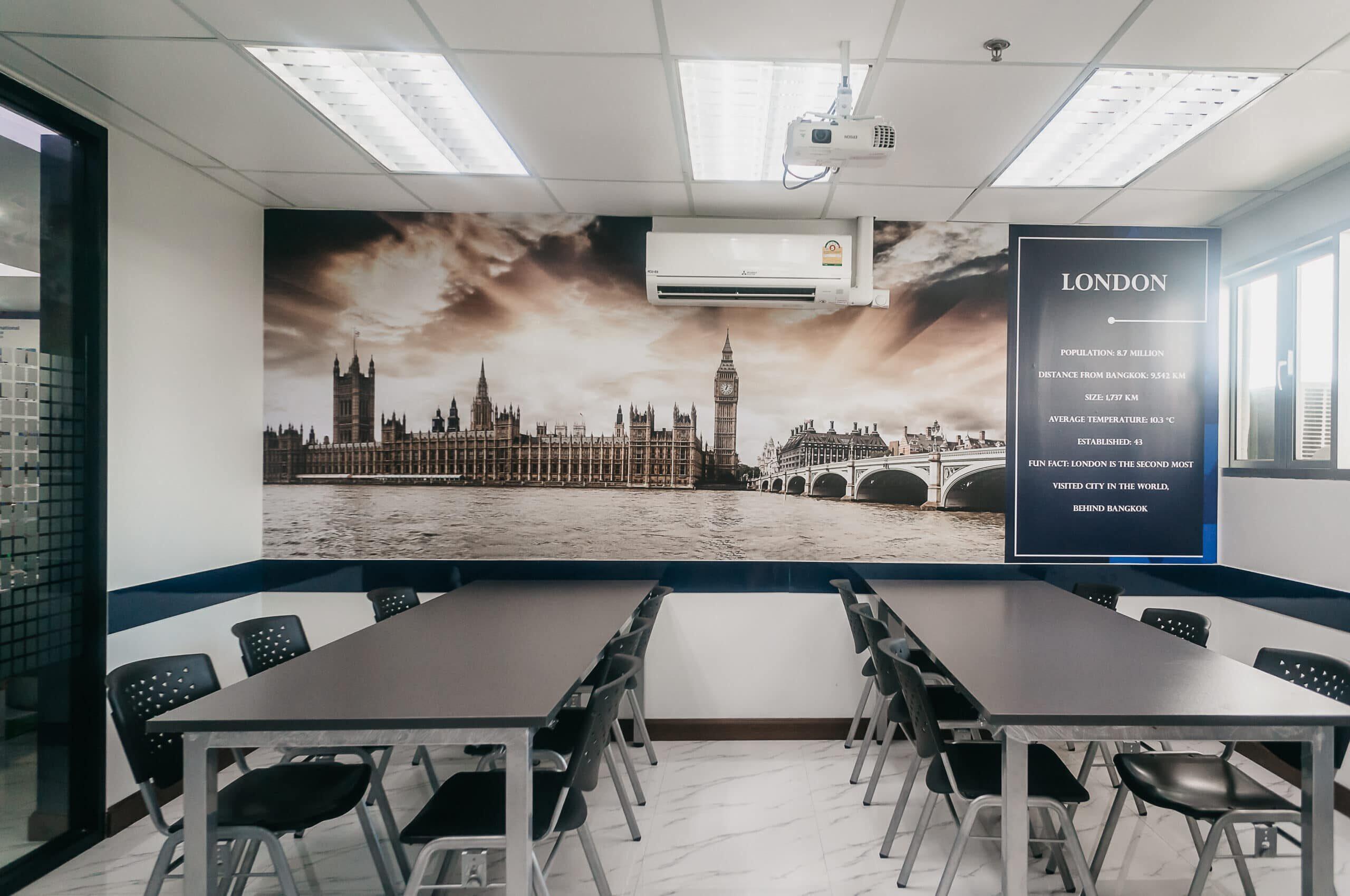 11. London