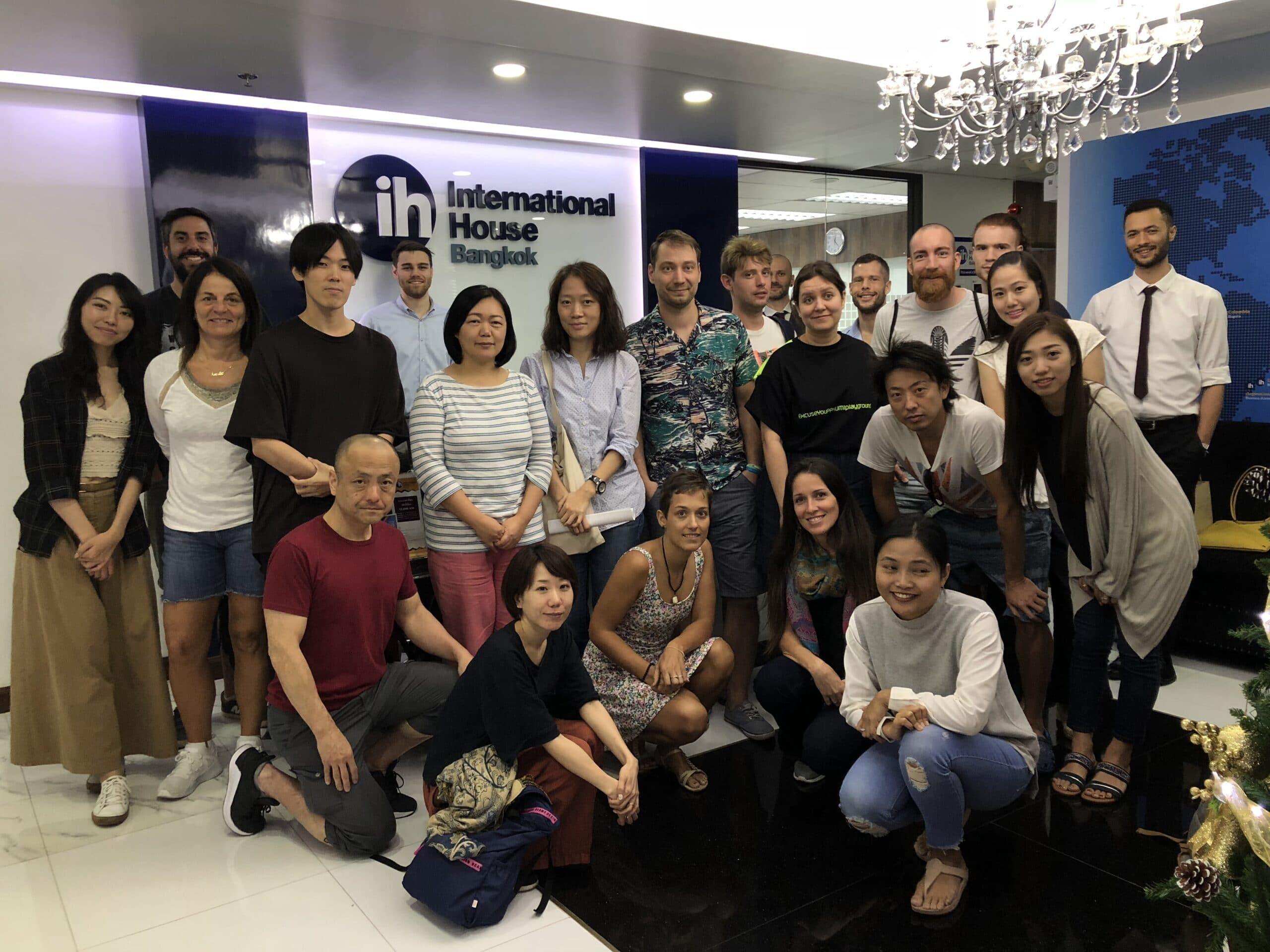 Students 1 – IH Bangkok