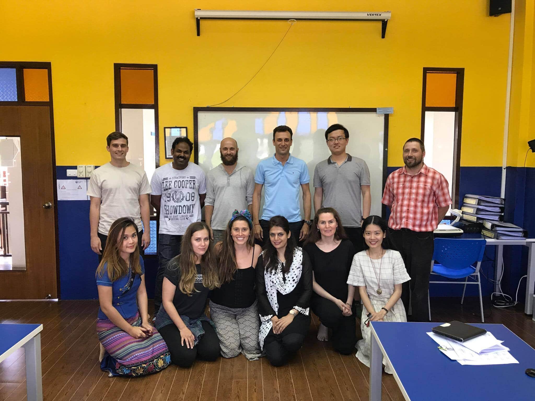 Students 12 – IH Chiang Mai