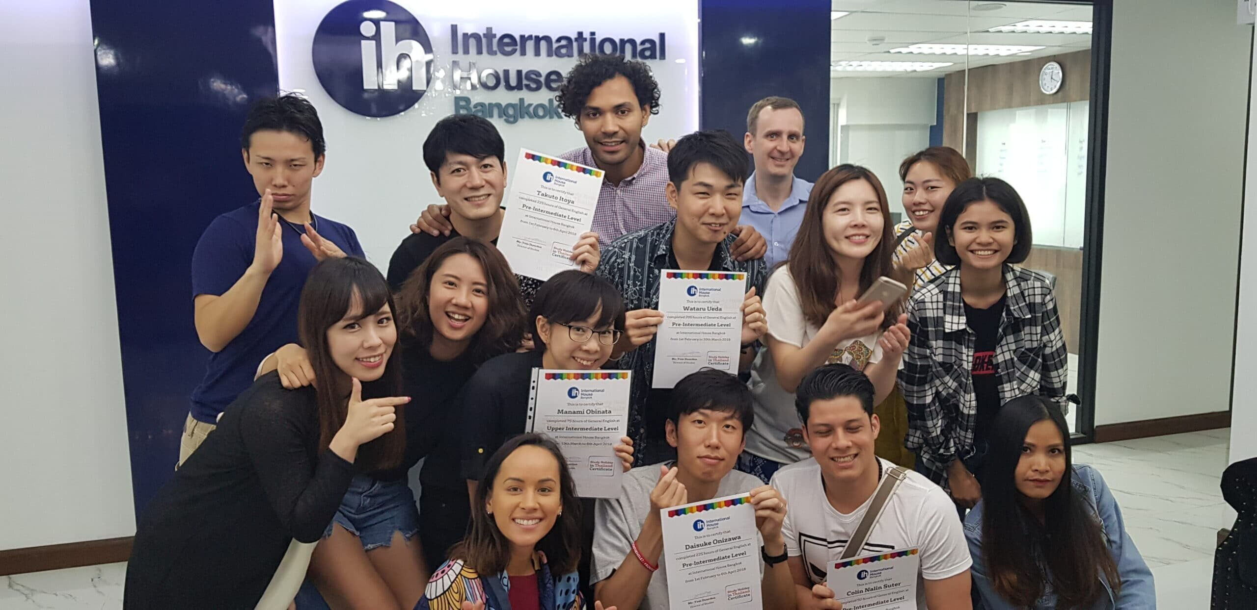 Students 3 – IH Bangkok