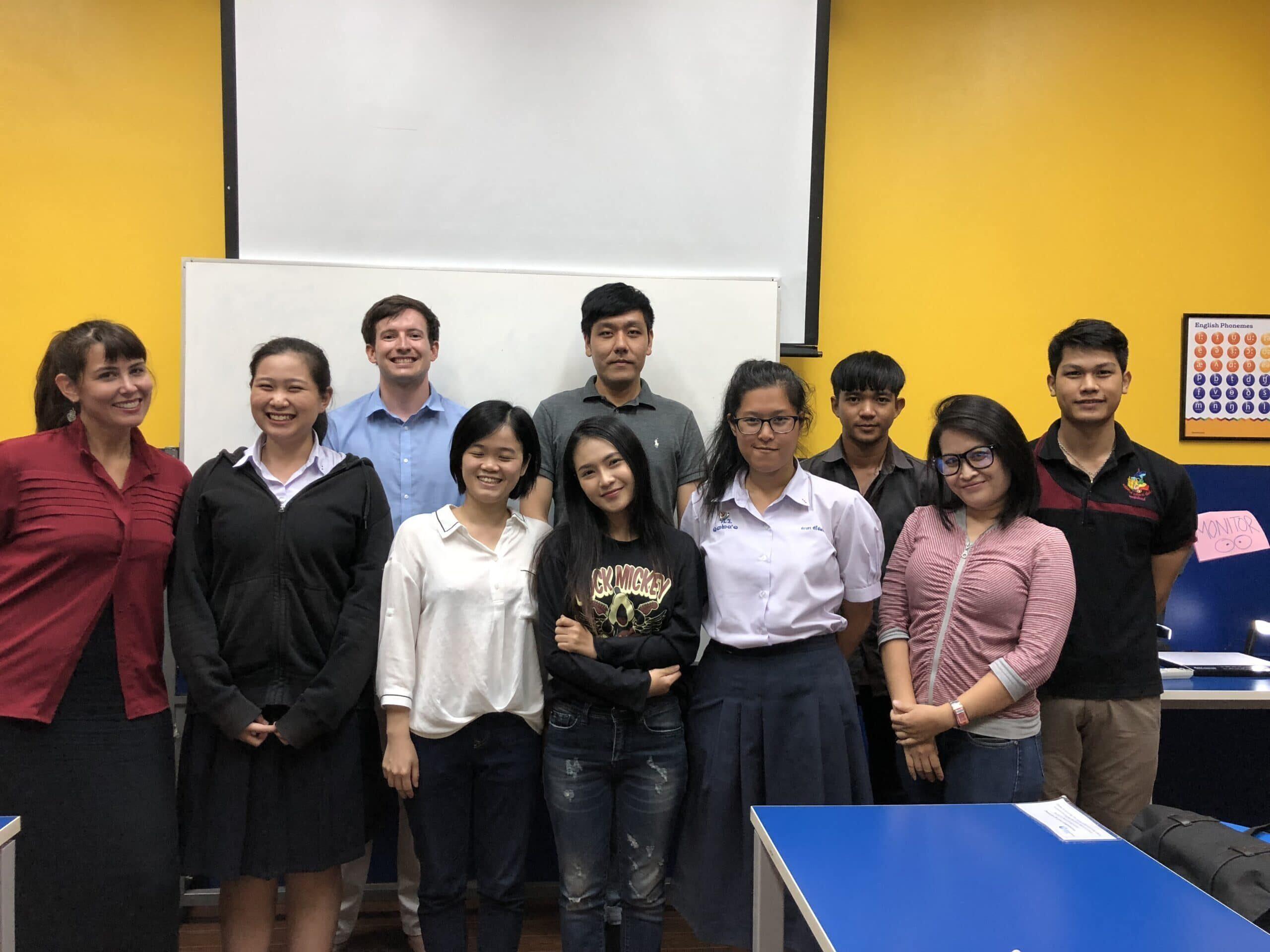 Students 7 – IH Chiang Mai