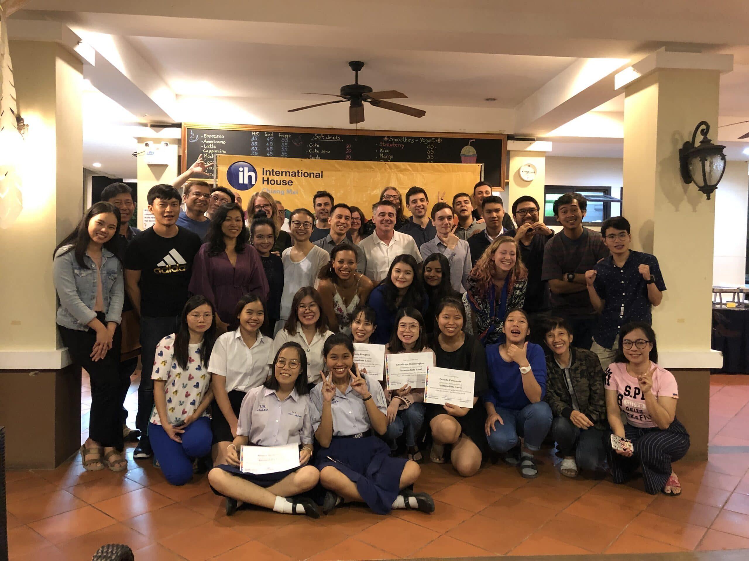 Students 8 – IH Chiang Mai