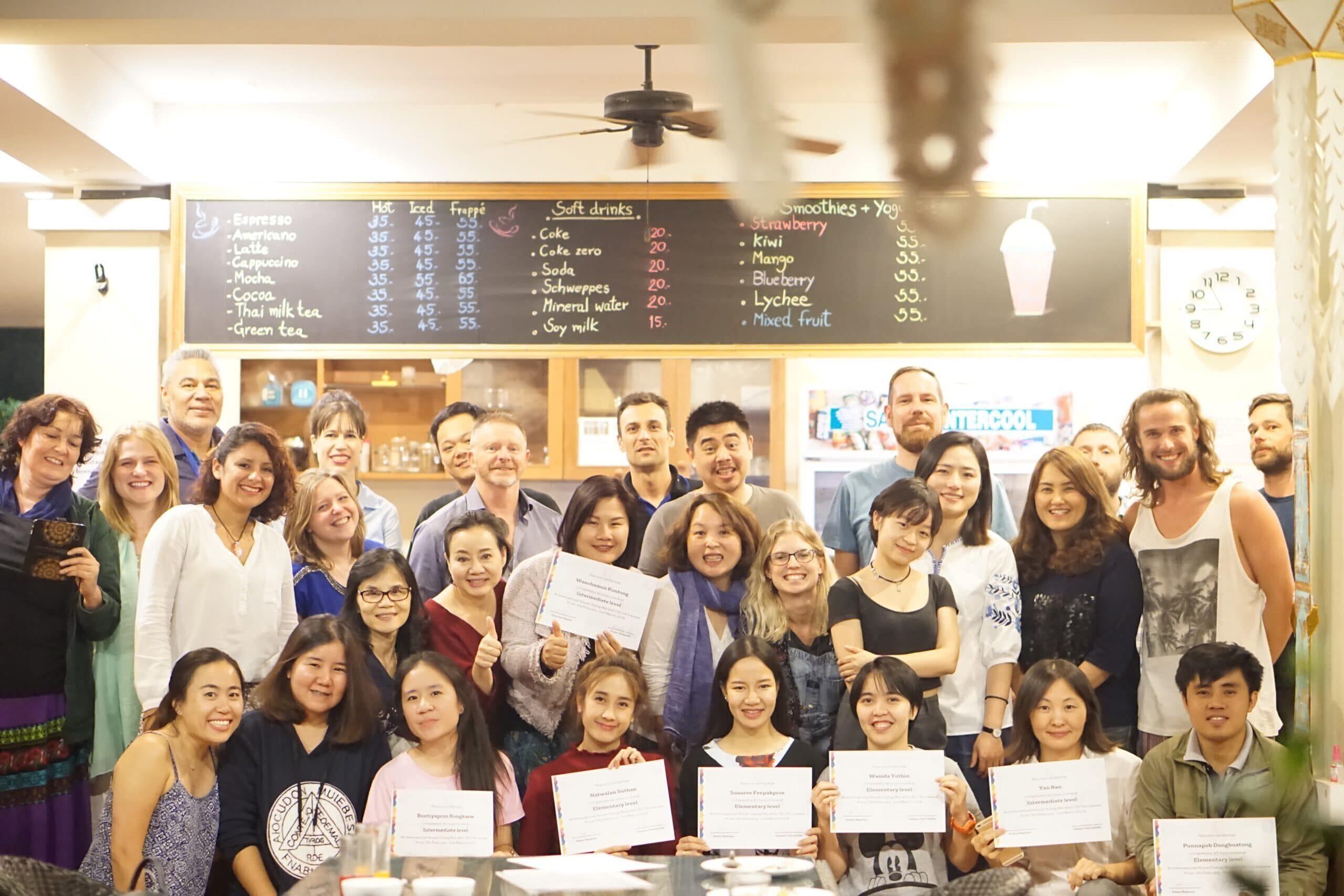 Students 9 – IH Chiang Mai