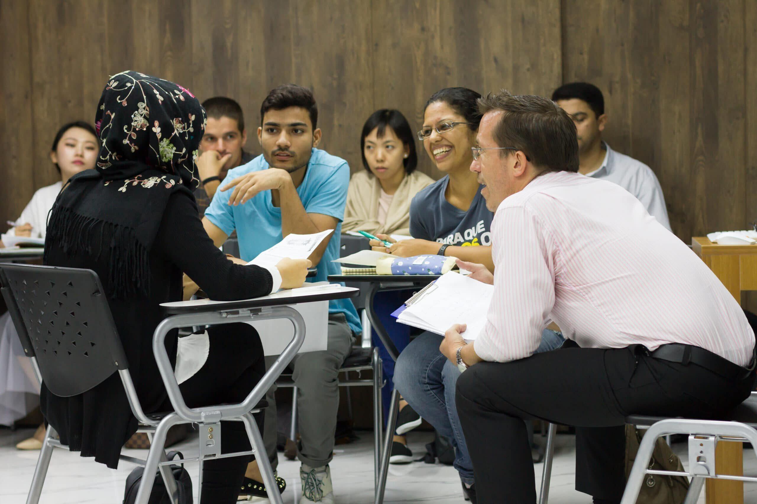 Teaching 5 – IH Bangkok