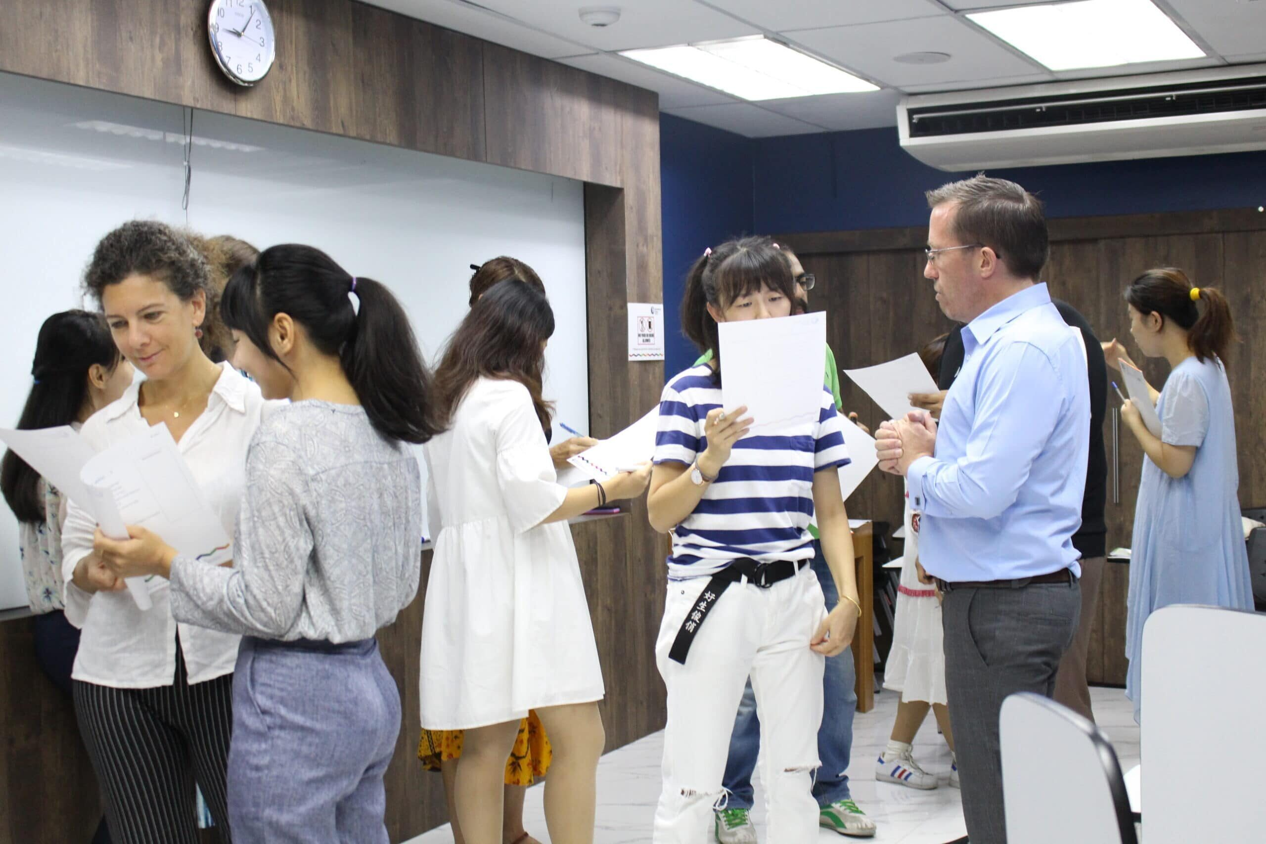 Teaching 7 – IH Bangkok