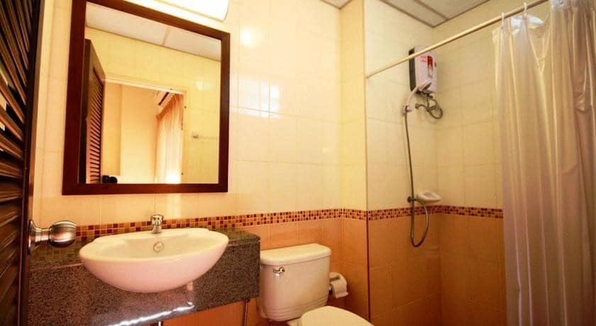 KV Mansion – Bathroom – IH Bangkok