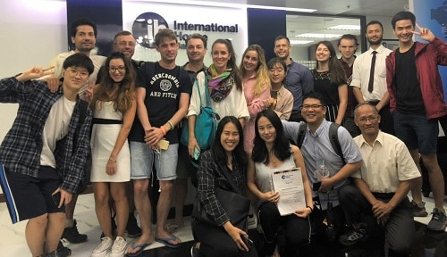 Study Abroad English in Thailand