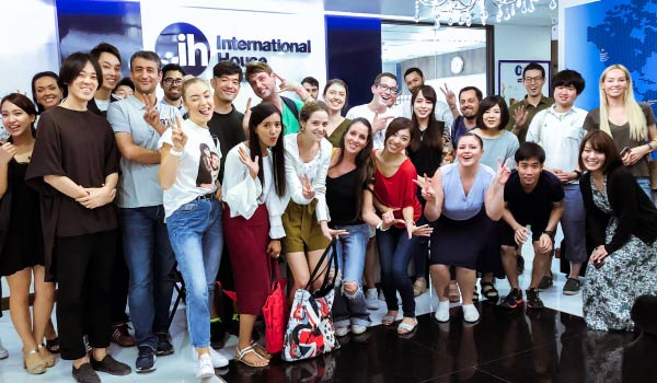 IH Bangkok Students