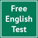Free-English-Test